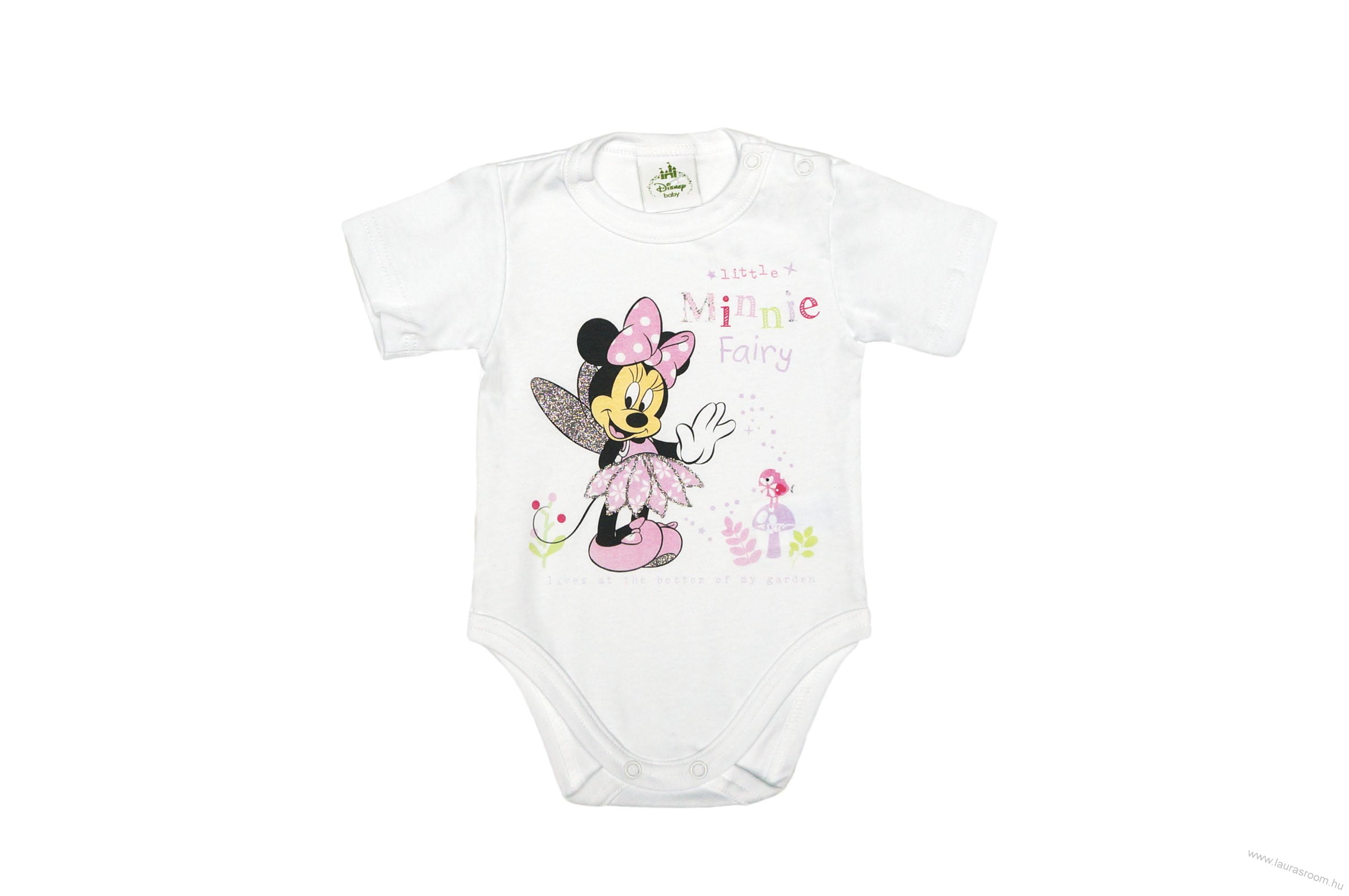 Minnie egér body (Disney baby)